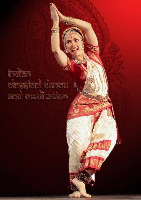 EVENT on July 29: Ana Luiza Torres from Brazil – Kuchipudi Dance & Meditation