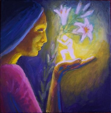 Read more about the article Flowers & Chakras – Ever Giving or .. Always Receiving?!