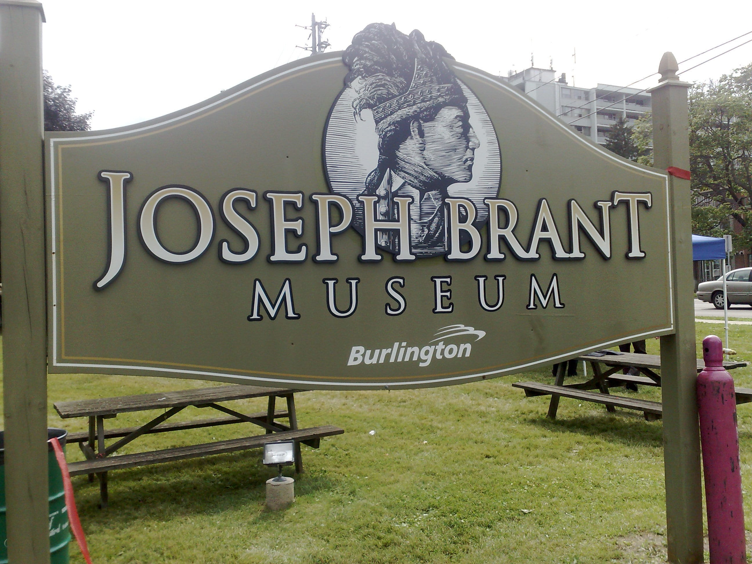 Joseph Brant Festival on August 3  – Honouring Burlington's Native Indian Foundation
