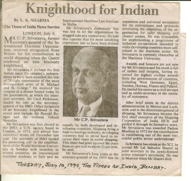 sir-cp-knighthood-july-1990