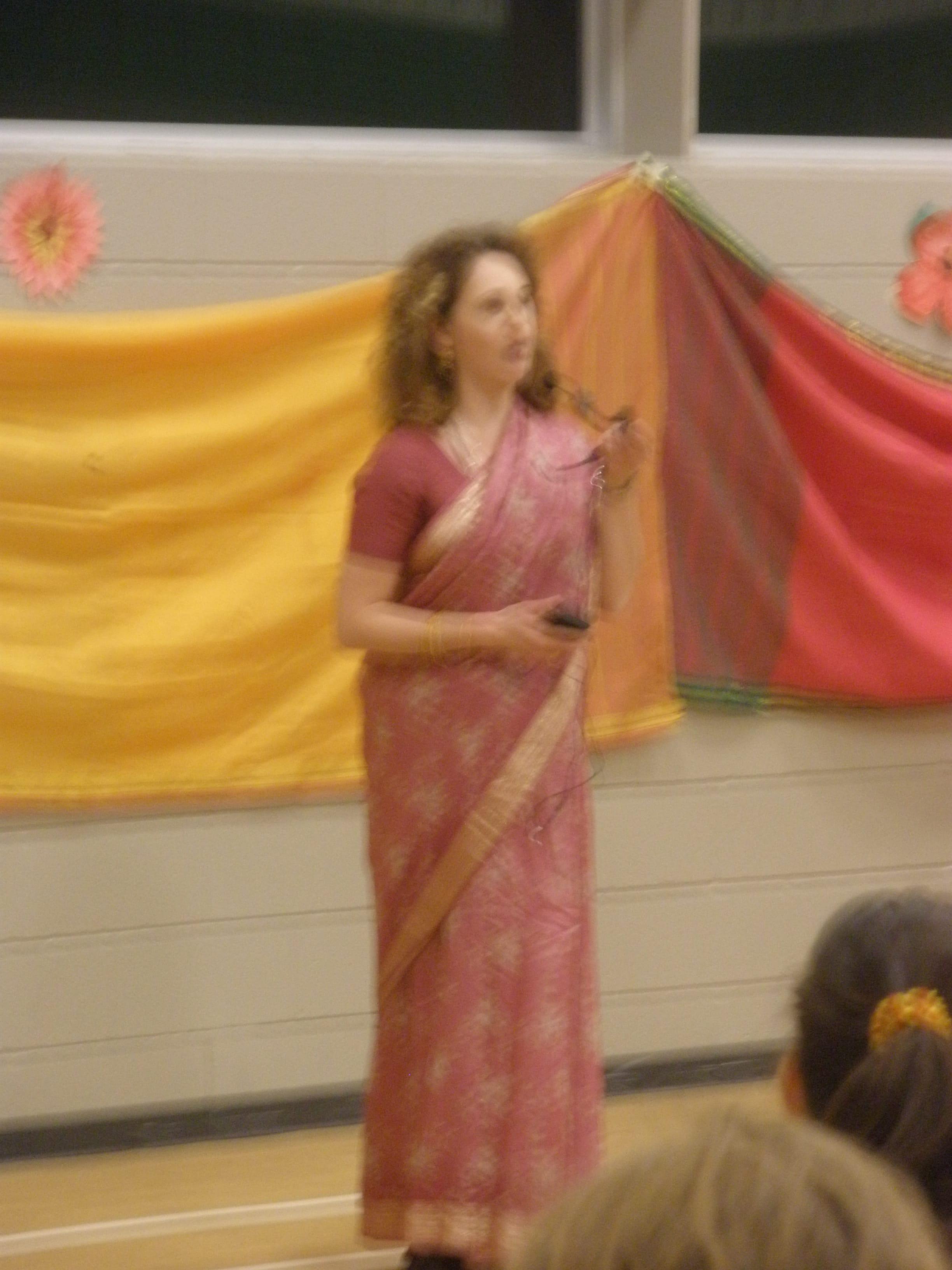 Day 1: 'Art & Spirituality' Tour – Dance Videos from Burlington Program