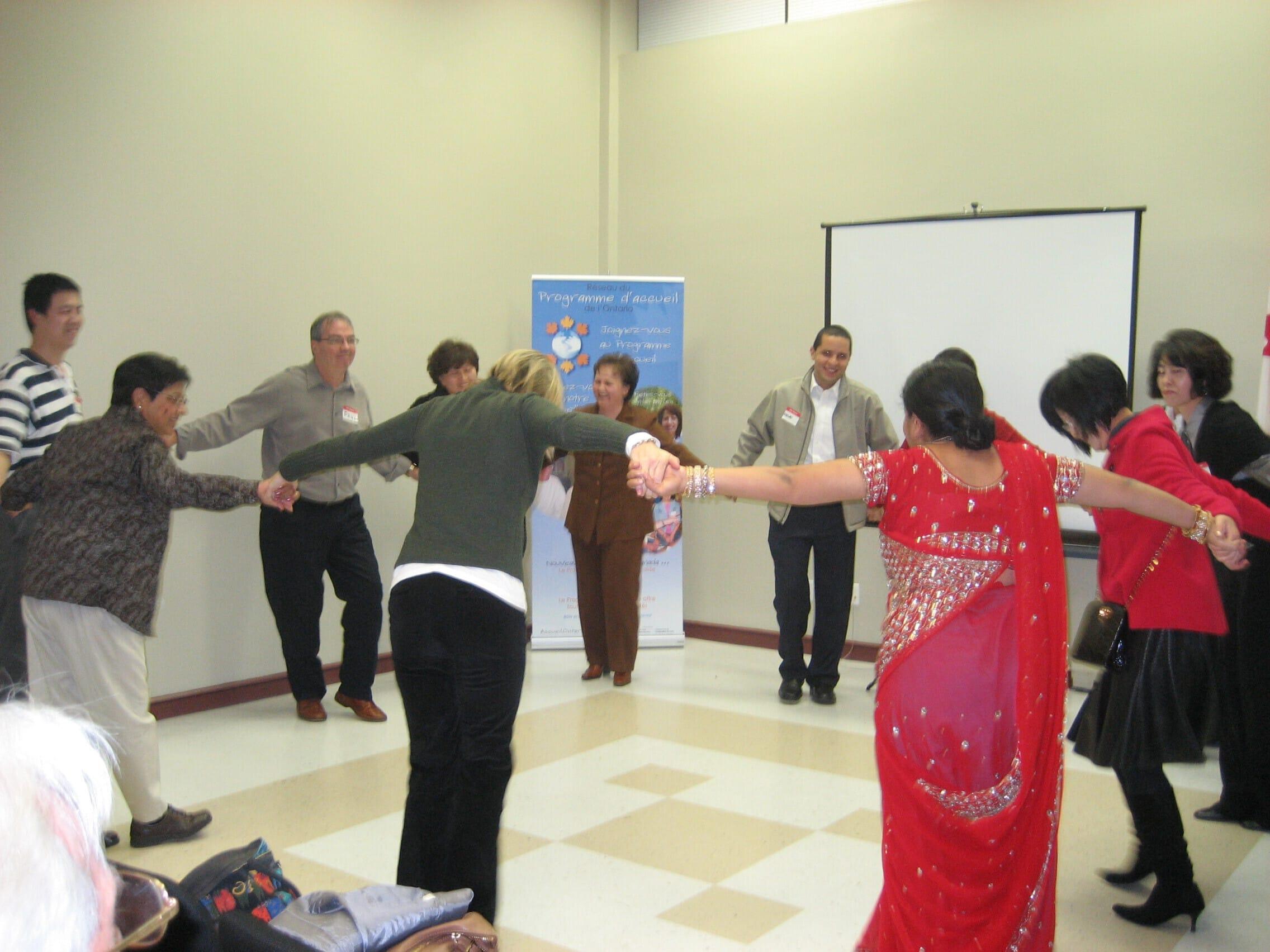 Dance Workshop with Anandita at HMC