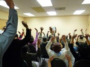 Day 14 – Sahaj Evening @ Integrated Health & Wellness Centre – Art & Spirituality Tour