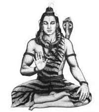Shiva - by Sahaja Yogi