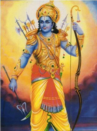 Responsibility or Asthma in Heart Chakra?! Gandhi & Yoga about King Rama on Ram Navami