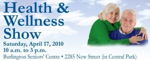 Visit us @ 13th Health & Wellness Show in Burlington