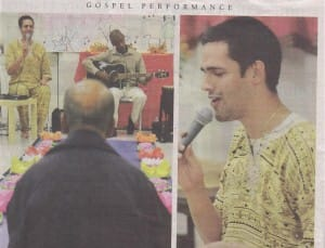 Read more about the article Yoann in 2 Canadian Newspapers: Burlington Post & VIDEO Collection from Yoann's Tour