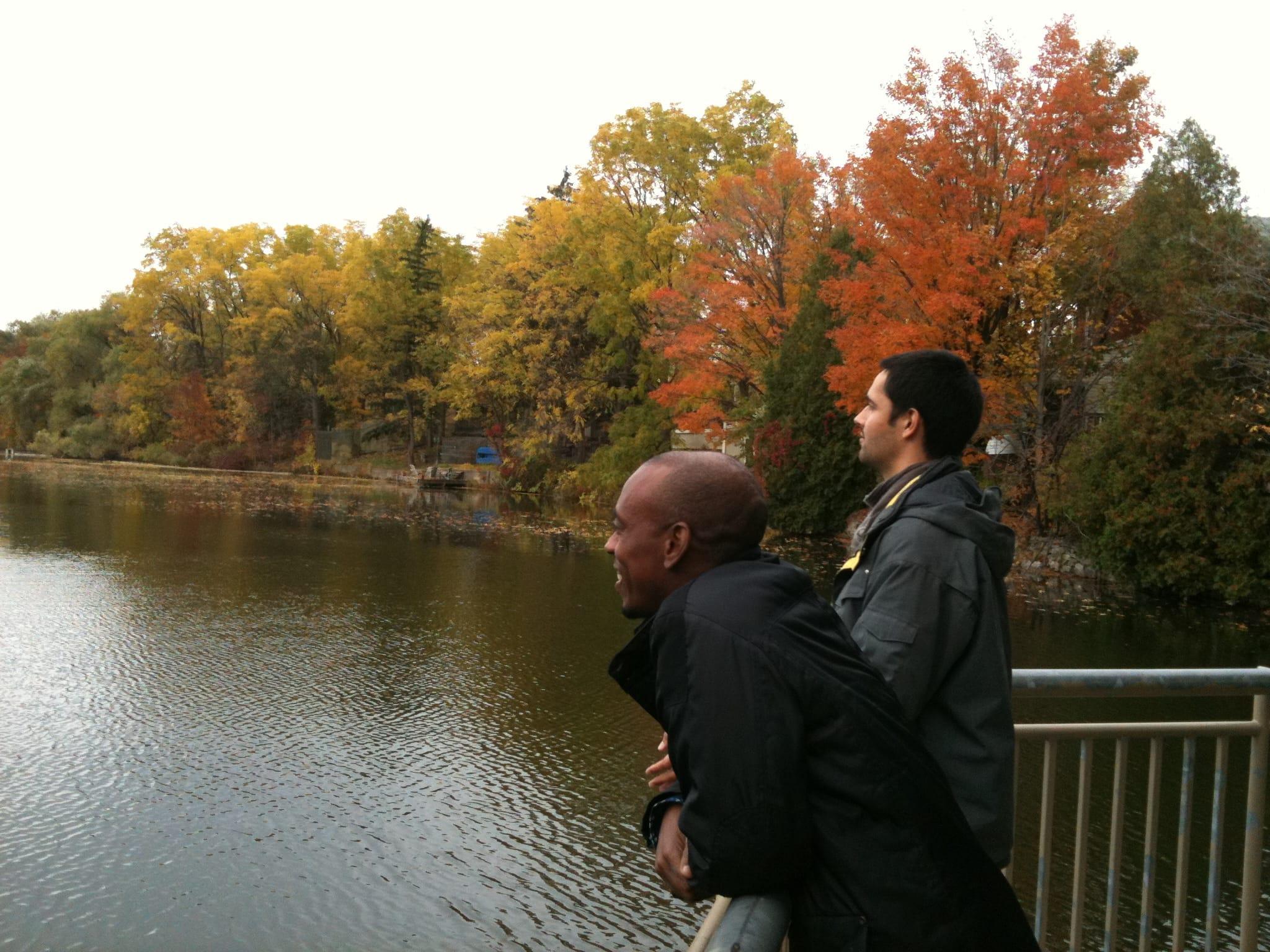 Milton's Nature & People – Welcoming Yoann & Omar