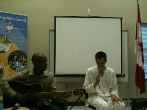 Halton Multicultural Council – Feedback on Yoann's Performance as Special Guest for the HOST program