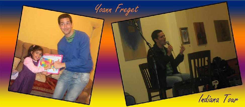 "Enjoy Feedback: Indianapolis & Cincinnati about Yoann Freget's USA ""Art & Spirituality"" Tour offering Great Music & Free Meditation"