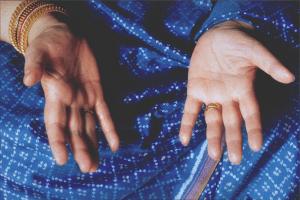 ¿Por qué meditar con las manos abiertas? Mahoma y  Sahaja Yoga con Gestos como Mantras. Las Manos son Importantes para Bendecir, Sanar y Construir Colectividad