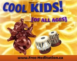 Cool Kids (All Ages!) Event in Halton: Finding our Ganesha Powers on International Children's Day: June 1st, 2011 @ Burlington Class!