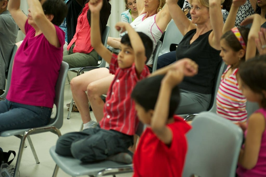 Friends, Parents & Cool Kids for Canada – Invite to Creative Fun, Yoga & Meditation FREE Special Event on June 29