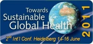 Canadian VIDEO Presence at Global Health Conference in Heidelberg, Germany – June 2011 (Story too!)