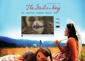 "Movie News! ""The Italian Key"" -made by Yogis! –  won The Feel Good Movie Festival in US, 2011!"