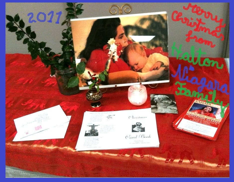 Photos: (Halton & Niagara)'s Sahaj Christmas 2011