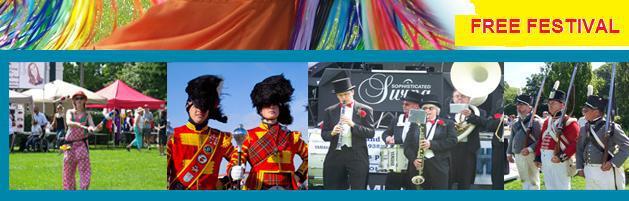 Visit us @Joseph Brant Free Festival on Civic Holiday Monday:August 6 @ La Salle Park!