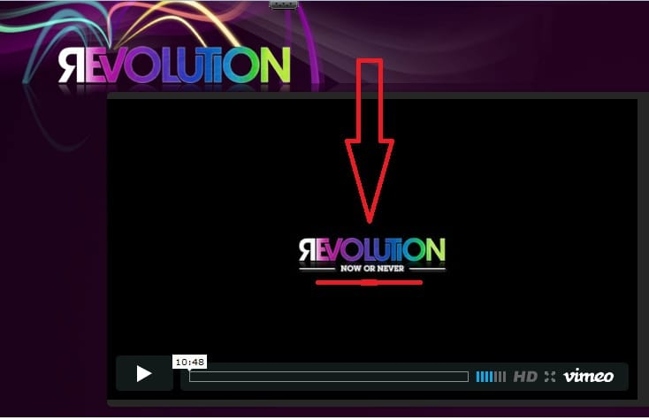 Read more about the article Are you 'IN' for a (R)Evolution in Paris, France ?!