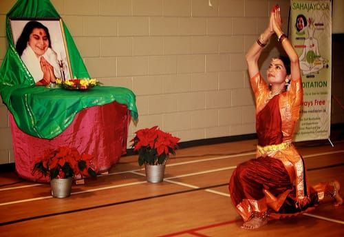 Hema - meditation on Kuchipudi dance performance