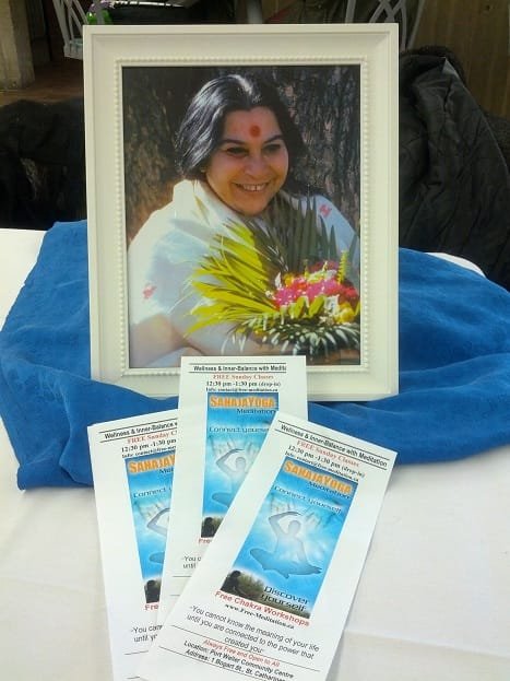 A Happy Valentine's Day - due to Shri Mataji (founder of Sahaja Yoga Meditation)