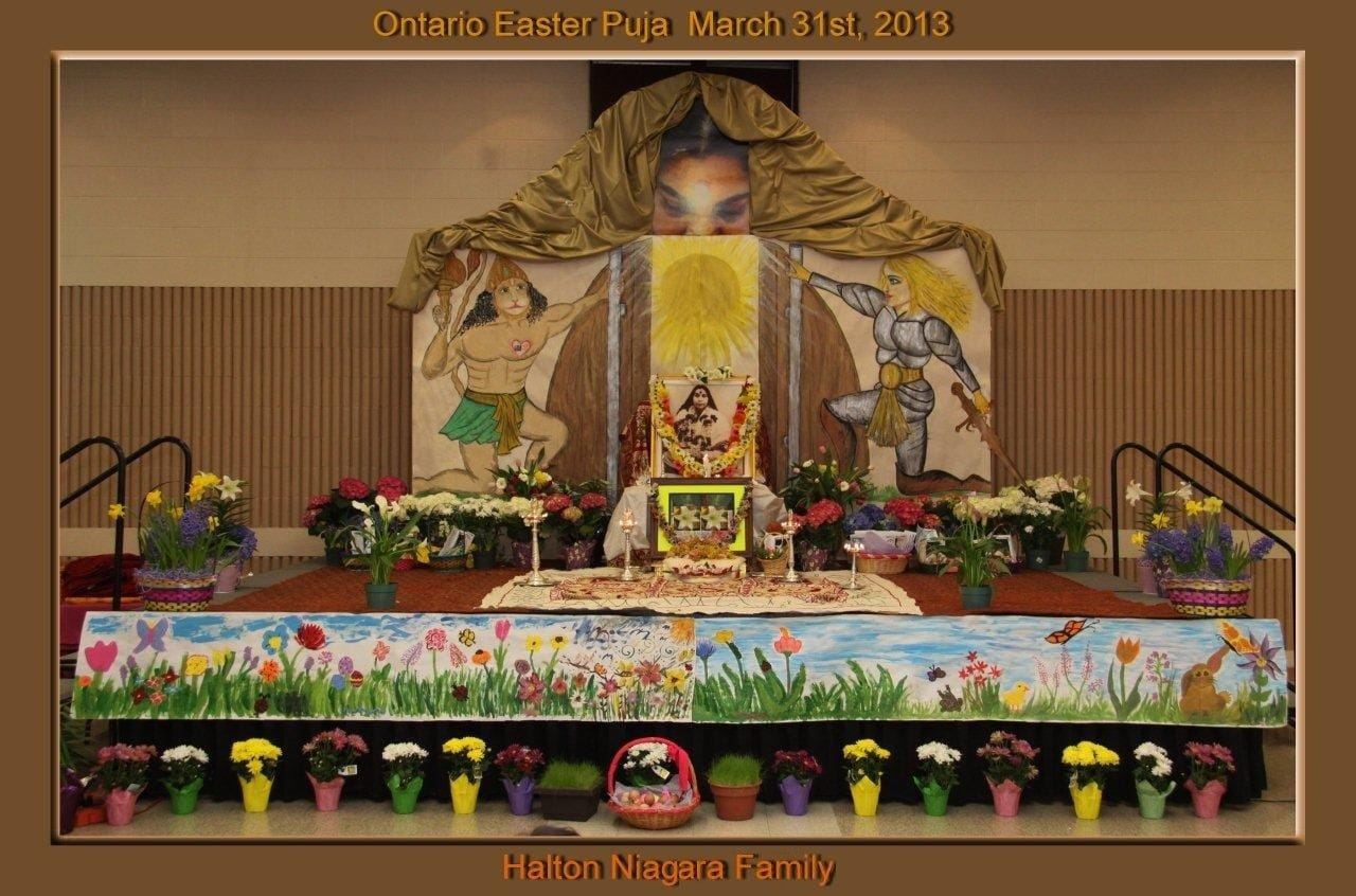 Easter-Puja-in-Ontario-hosted-by-Halton-Niagara-Family-1
