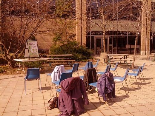 Niagara College is Awaiting for Sahaja Yoga Meditation