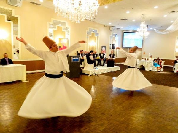 Sufi dance at Adam's Day