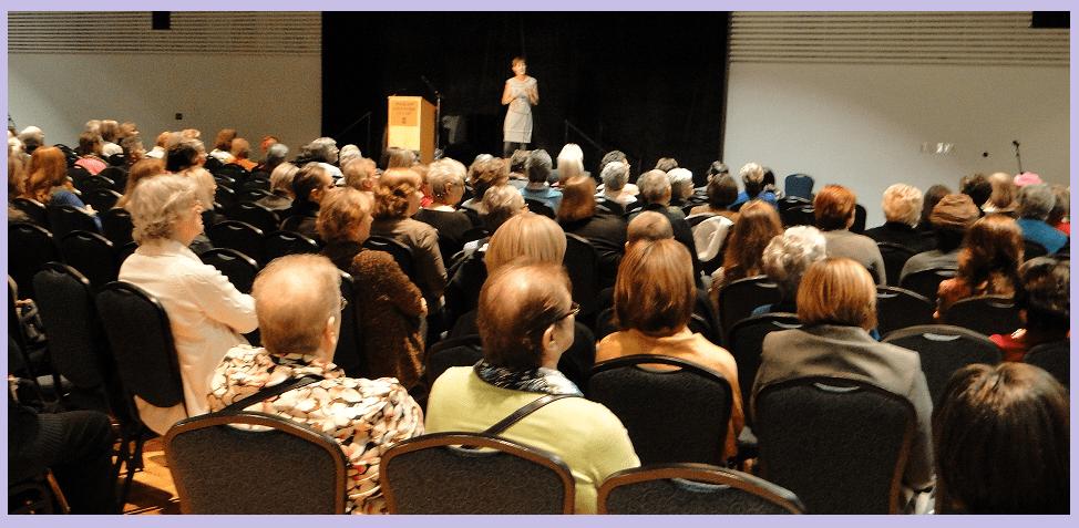 Presentation  at Life After Breast Cancer