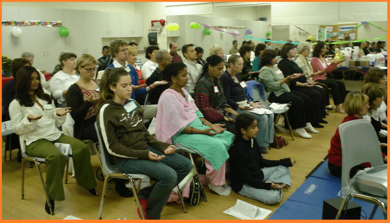 Burlington Sahaja Yoga Meditation Class