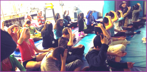 Teen Day @ West Oak Public School: Inner Peace for Students with Sahaja Yoga meditation (PHOTOS,FEEDBACK,THANK YOU LETTER)