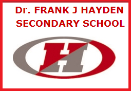 Logo Hayden Highschool
