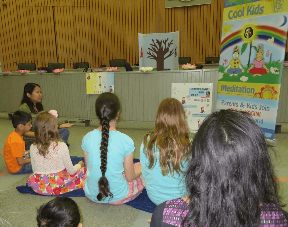Children Meditation 1