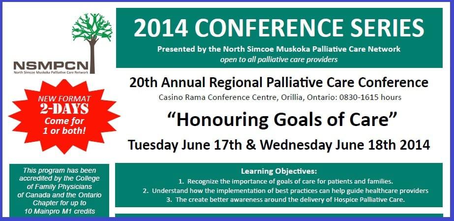 Conference NSMPCN