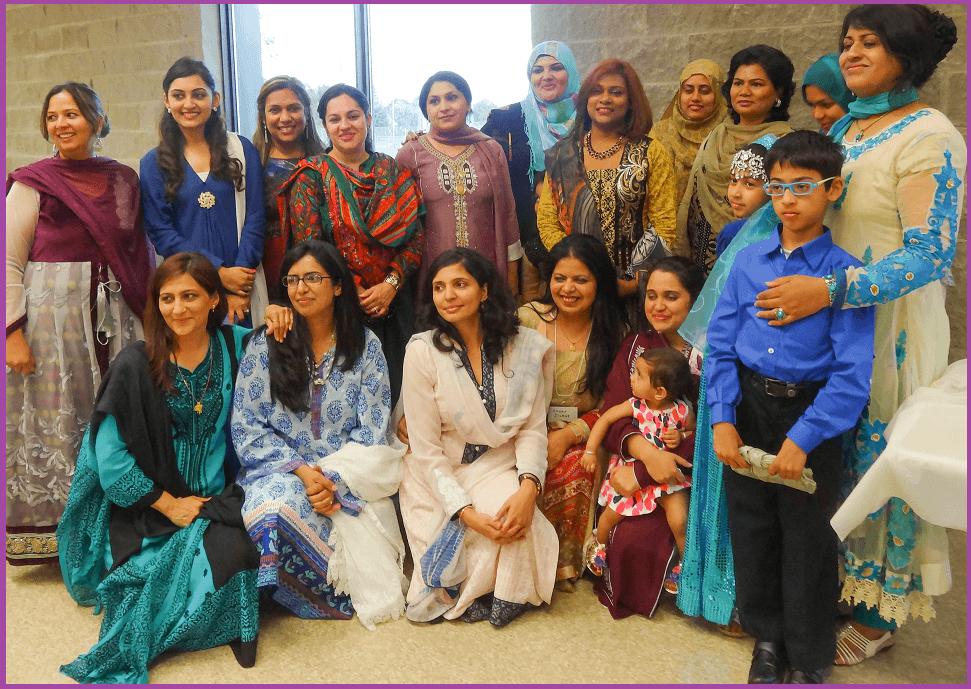 Azeemi Sufi Order - photo representatives - Adams Day 2014