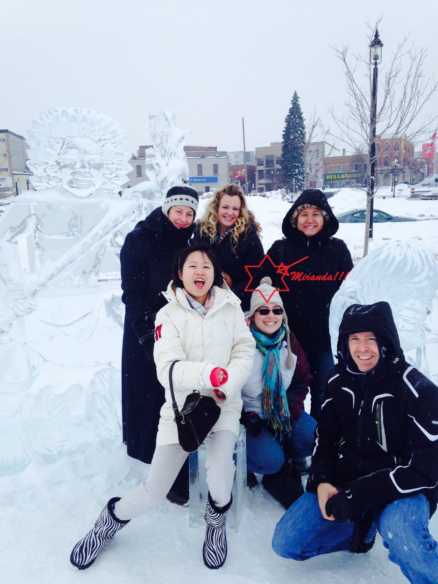 Winter seminar in Barrie 2014-1