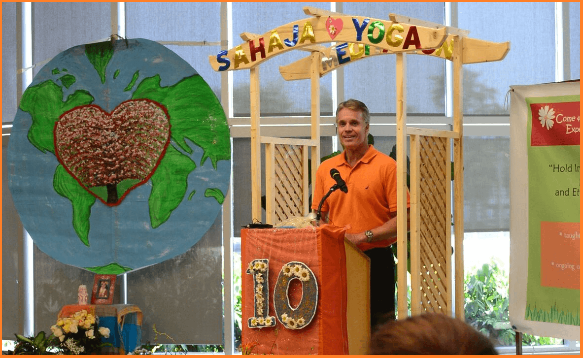 """Read more about the article """"Ten as One"""" in Yoga Meditation Event @ TV NEWS Channel 700 (!) – Photos (Mayor Goldring of Burlington had opened the event!)"""