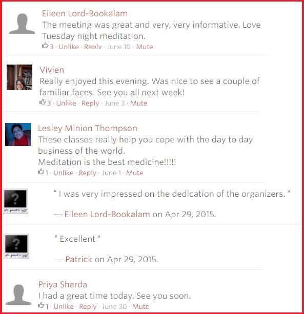 Barrie class feedback 2015- june -April