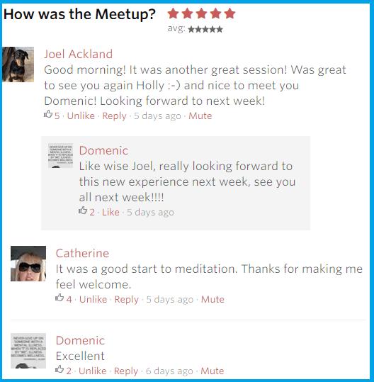 Barrie feedback -Aug 2015