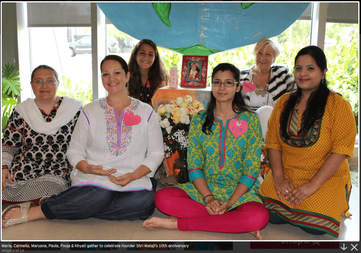 Mar'yana Paula Maria Pooja Khyati and Carmela
