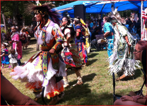 """My First Pow-Wow"" – Article by Samantha from Youth Class!"