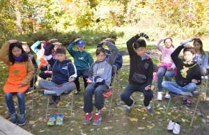 "DAY 2,3,4 (photos/stories) Students ""Experience Being in the Forest"" @ Rattlesnake Point: Children,Parents, Teachers, Organizers @ FOREST FESTIVAL.. LOVED it!"