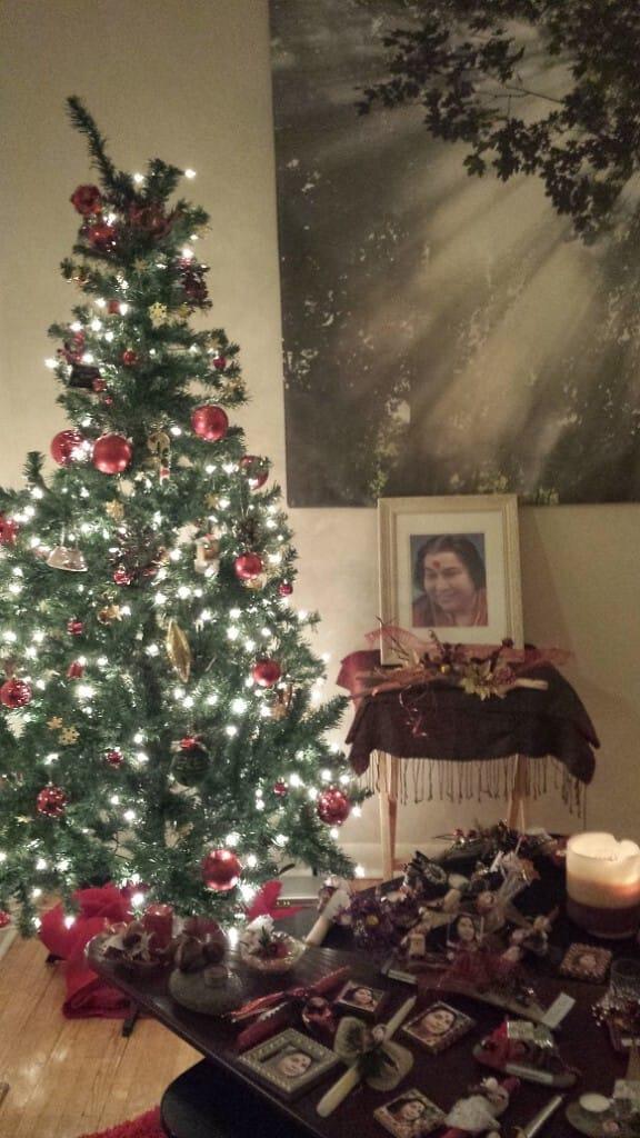 Christmas 2015 - Burlington Ashram2
