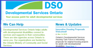 Developmental Services Ontario 's APPRECIATION LETTER for Sahaja Yoga Meditation (++ 5 Reminders)