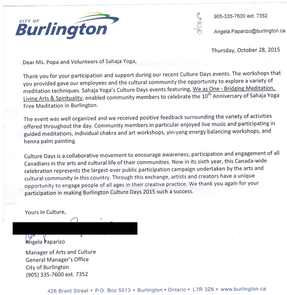 City of Burlington - Art Culture - for web
