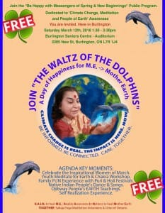 "Join ""The Waltz of the Dolphins"" Public Program: Saturday, March 12 in Burlington"