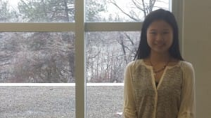 WATCH Burlington's Global Teen Leader Receiving 2 Awards for BREAKFAST!