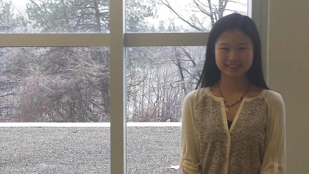 WATCH Burlington's Global Teen Leader Receiving 2 Awards for BREAKFAST!