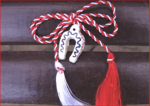 "(video – Folk Dance from Romania) March 1st – Happy Martisor !!  COOL KIDS Class: Meditation, Music & ""Make your own Martisor"" Art-crafts"