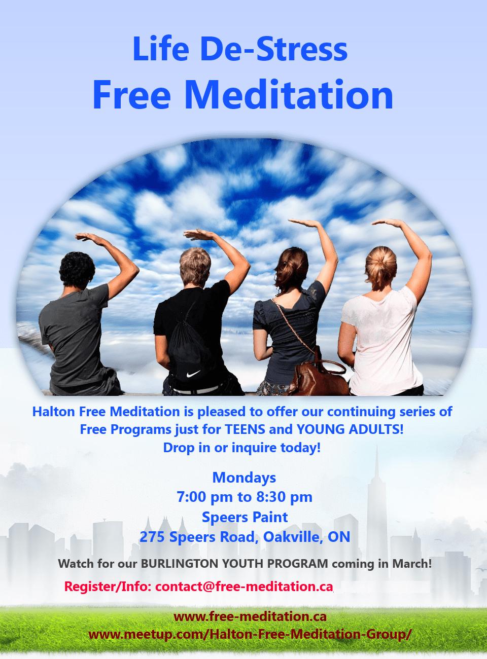 Youth Meditation Poster V4-5-1