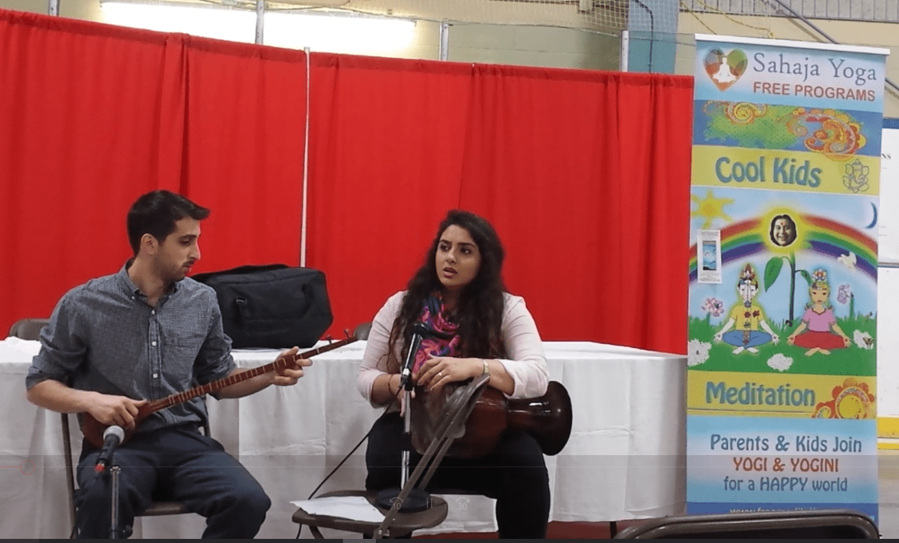 Musicians Yogis from Alberta